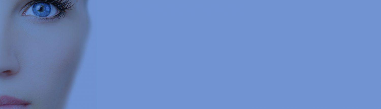 le fond bleu