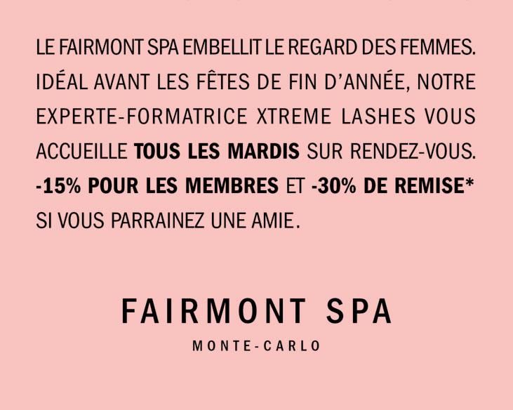 remise hotel fairmont